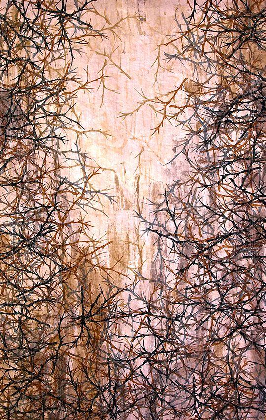 Leslie Morgan Awakening Leslie Morgan: Abstract dialogues and personal symbolism