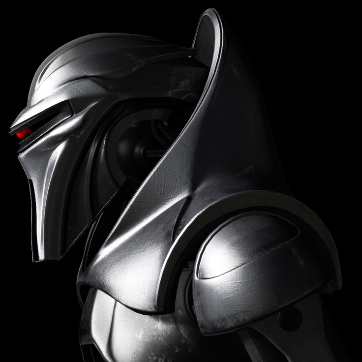 Cylon...so scarey