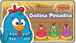 la gallina pintadita - YouTube