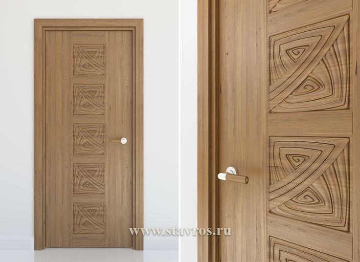 Carved door puertas pinterest puerta madera