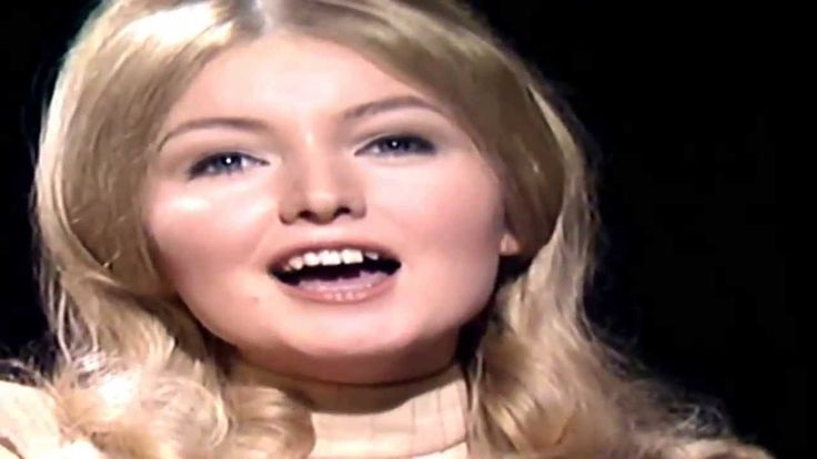 Mary Hopkin - Those Were The Days (1968) I have a distinct memory of riding in the car with my mother and aunt listening to this song playing on the radio in 1968.  I was four years old at the time.