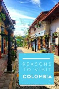 Reasons to Visit Colombia.  In case you need some convincing on why you should visit Colombia, check out this post for the top reasons to explore this beautiful country. #visitcolombia #colombia #southamerica