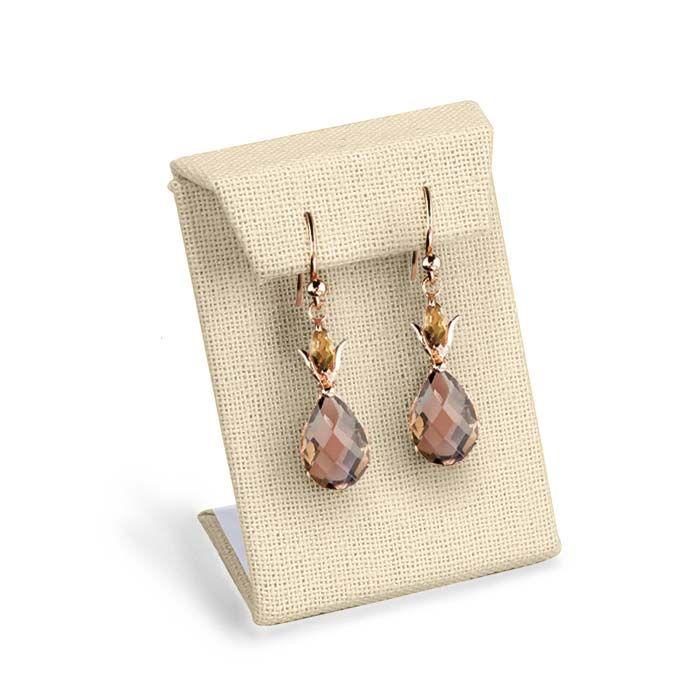 Linen Jewellery: Jewelry Displays, Ring Displays, & Earring Displays Gems