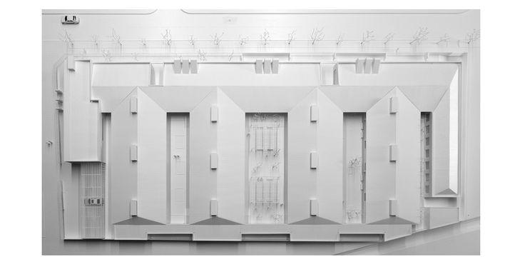 Entrega maqueta proyecto Eleam Rengo, diseñado por Plan Arquitectos.