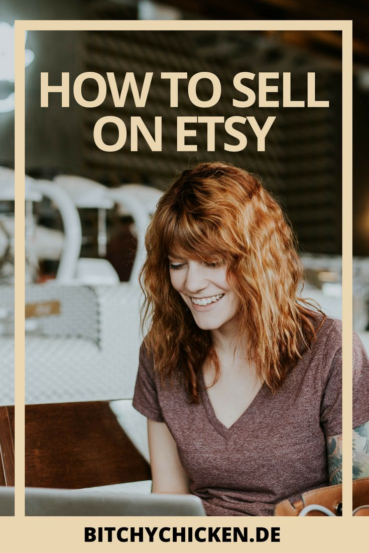 Learn how to sell on Etsy through the basic but overly difficult-to-stick-with tips I share with you in this post. Read this post or re-pin to regret later.