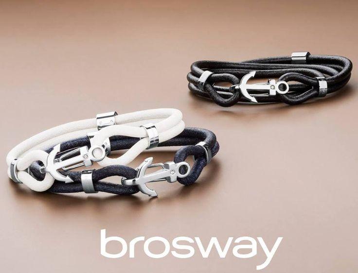 Brosway gioielli per la Festa del Papà Marine Collection da €39 nel nostro sito web : www.gold-jewels-italy.com
