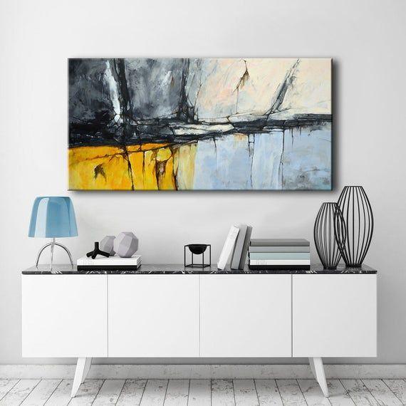 Gran impresión arte enmarcado Lona Negro Y Blanco Rosa A1