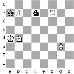 Мат в 1 ход, шахматные задачи для начинающих