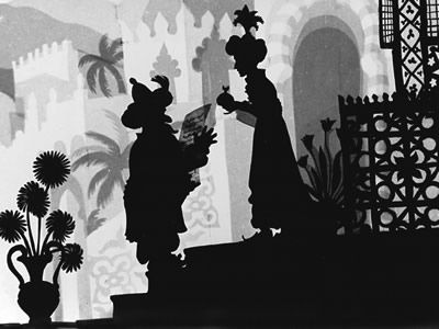 Lotte Reiniger - Caliph Stork - (Caliph Stork, 1954)