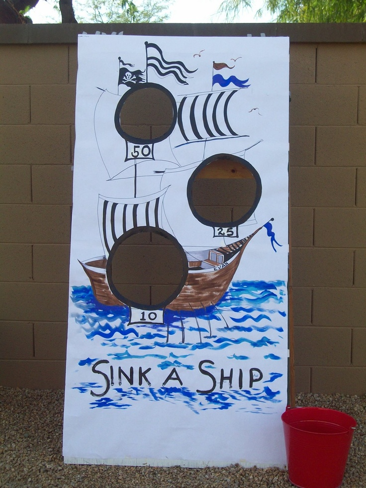 25+ best Pirate party games ideas on Pinterest - photo#28