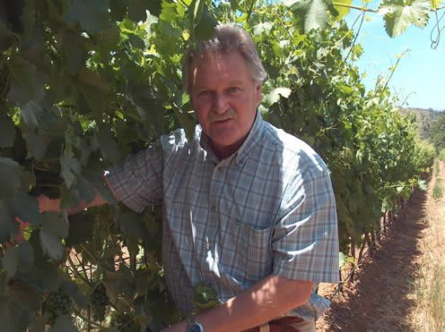 Charles Back, Spice Route and Fairview South African winemaker