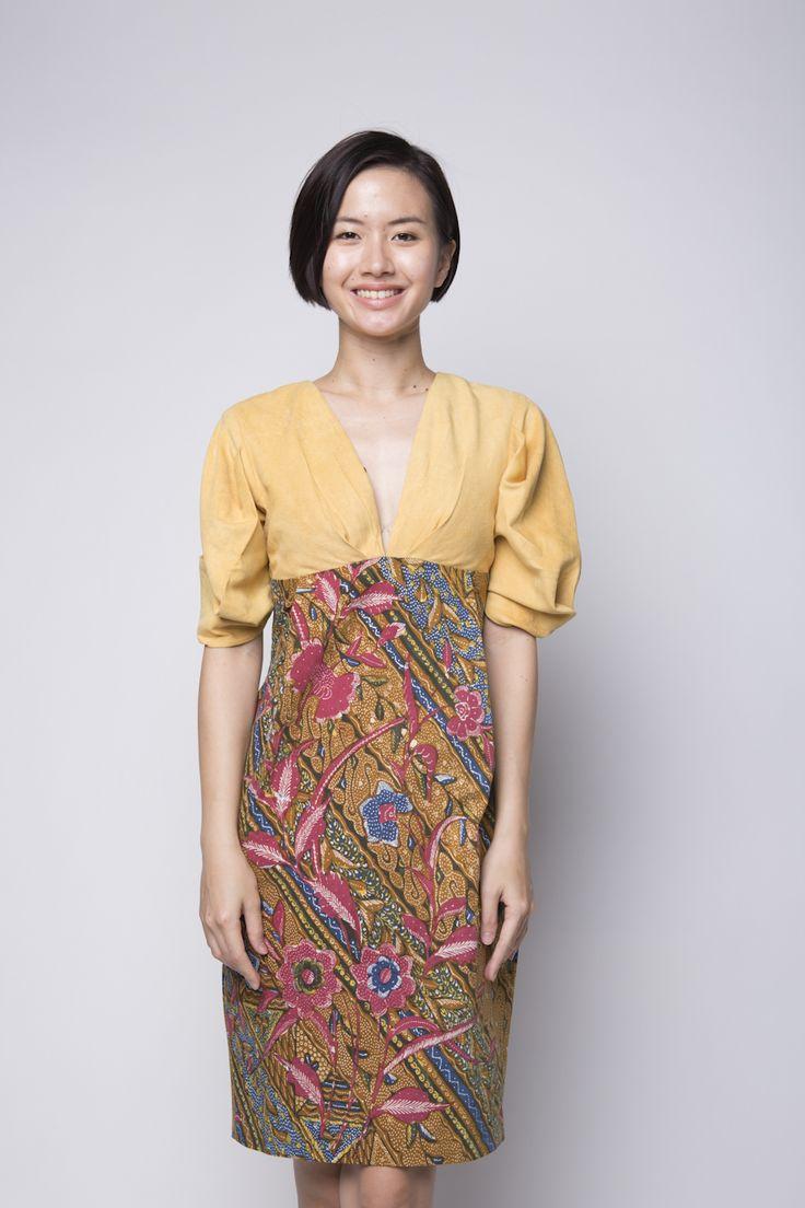 Tulis Lawasan Dress, IDR 425.000