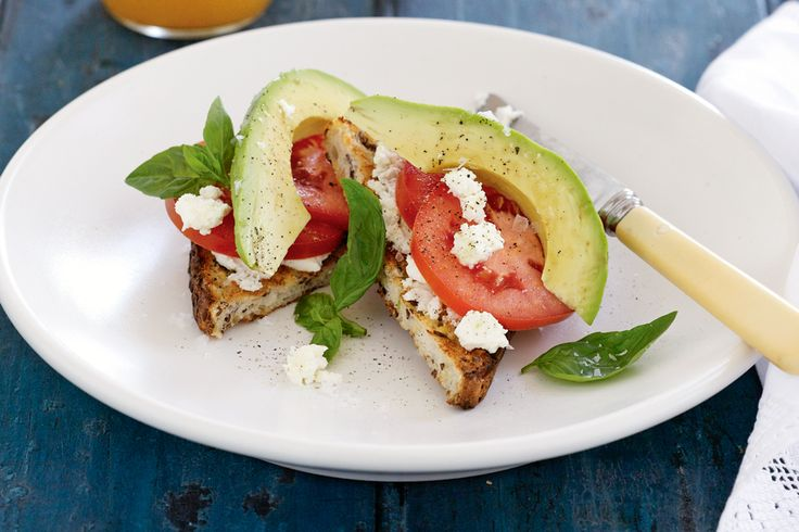 These stylish sandwiches are healthy and low-kilojoule making them perfect additions to the lunch menu.