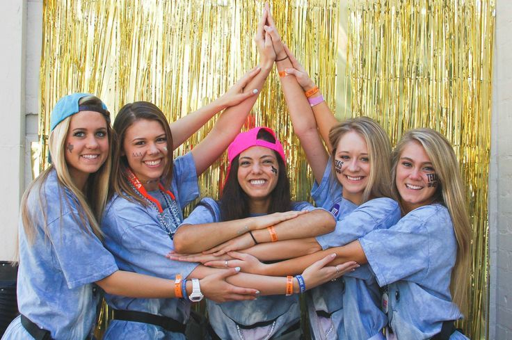 What are your bid day plans? Texas Tri Delta had a great theme last year.
