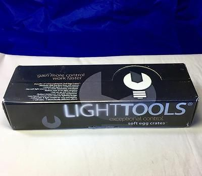 "Lighttools to fit Chimera 3535 Soft Egg Crates Grid Medium - 50 Deg. - 36"" x 48""  