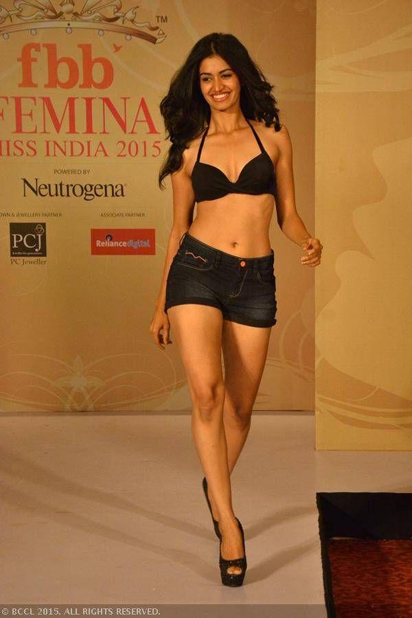 fbb Femina Miss India 2015: Centro Miss Rampwalk