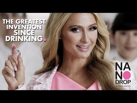 Paris Hilton just changed science forever – Nanodrop // Full version - YouTube