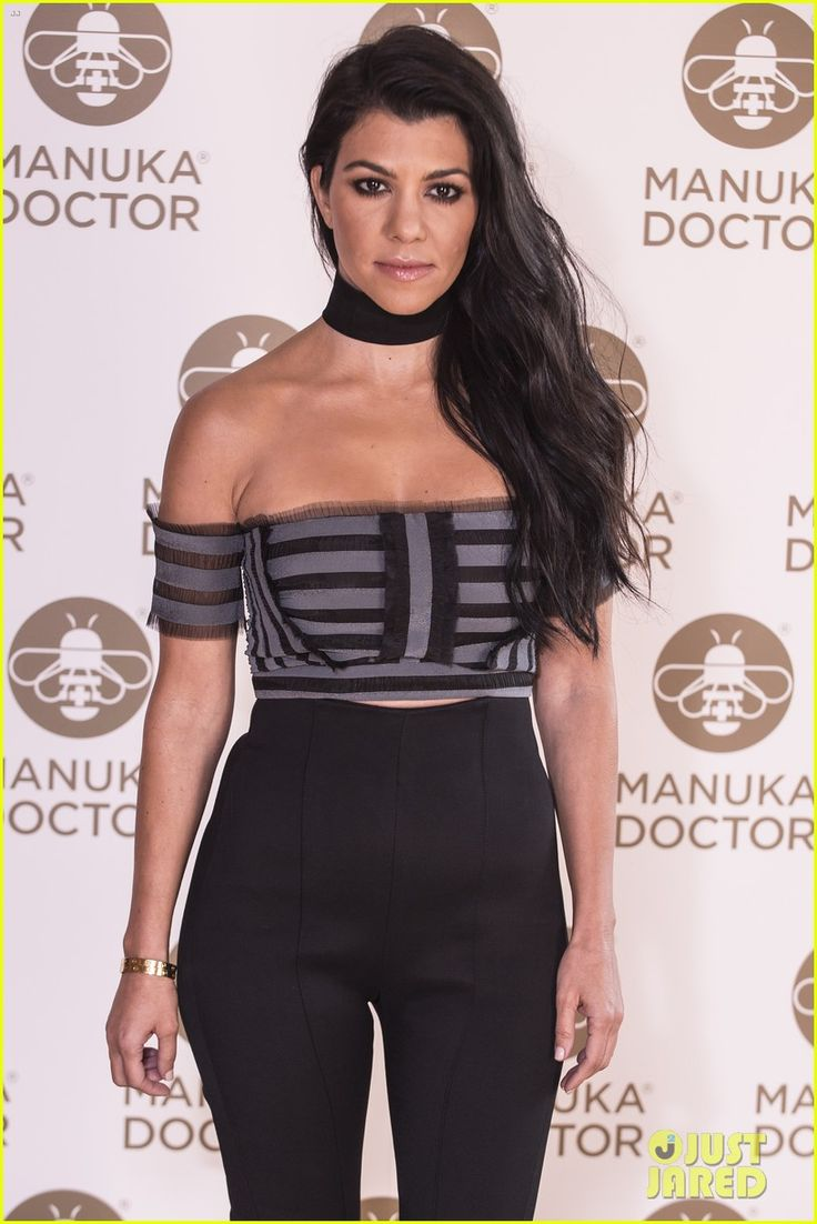 Kourtney & Khloe Kardashian Call Kris Jenner a 'Drunk' in Funny New 'KUWTK' Clip: Photo #3676693. Kourtney Kardashian strikes a pose while attending a photo call as global brand ambassador for Manuka Doctor at The London Edition Hotel on Wednesday (June 8) in…