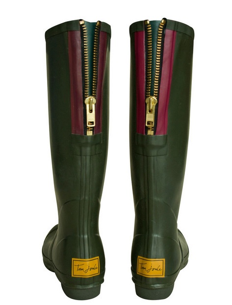 Joules Wellies are WAYYYY better than Hunter boots