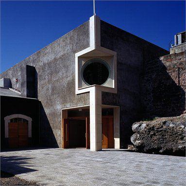 Monastero dei Benedettini_Catania  Giancarlo De Carlo