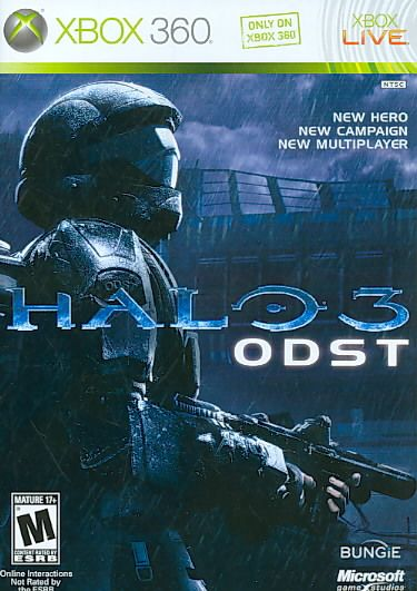 "Halo 3: ODST`s tale focuses on the legendary ODSTs or ""Orbital Drop Shock Troopers"" as they drop into the ruined city of New Mombasa, looking for clues behind the Covenant`s catastrophic attack on the"