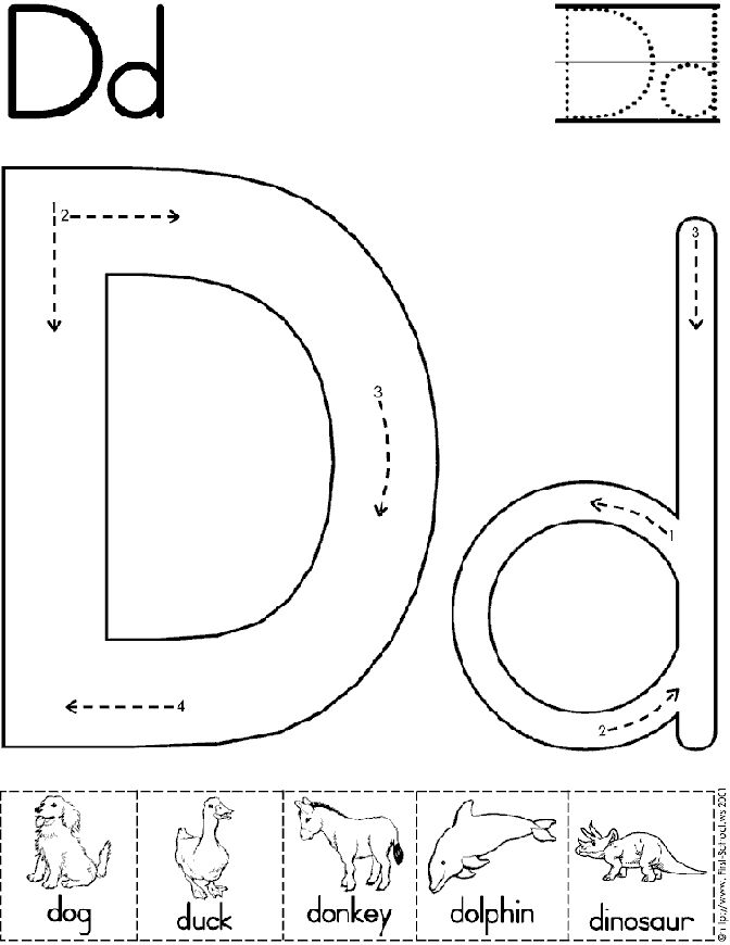 Best Teaching The Letter D Images On   Activities For