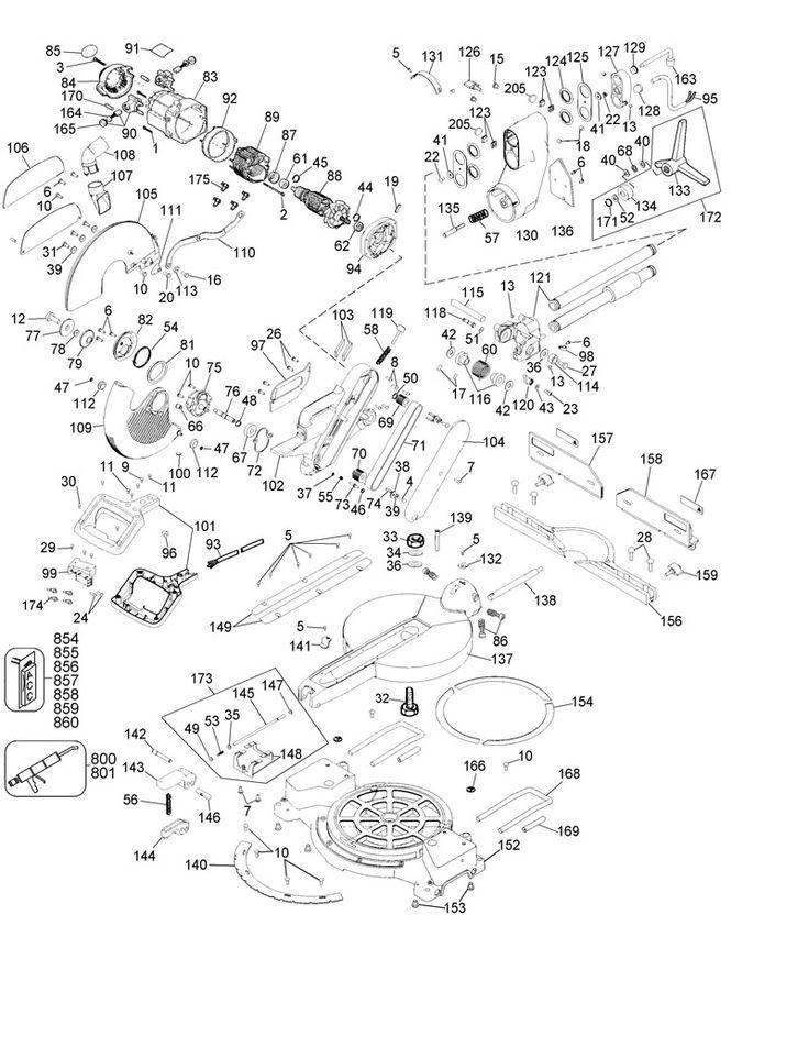 Dewalt 708 Type 1 Wiring Diagram : 32 Wiring Diagram