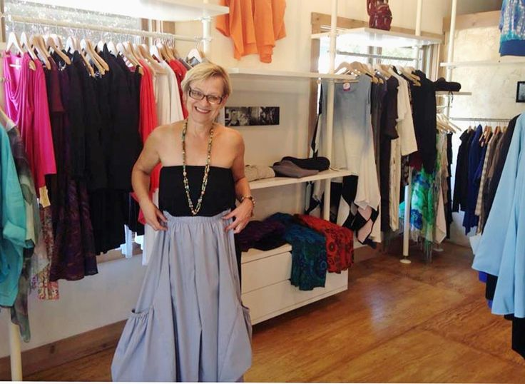 """by Elizabeth Drolet """"Faboo; it comes from fabulous and my mantra is, Faboo: It's all about you."""" In our Business Spotlight: Monika Oginski,owner of Faboo Clothing store in Basalt. """"I truly enjoy to make women look beautiful, covering what they…Read more ›"""