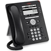 "Avaya 9608 IP Telephone (700480585)  9608 IP Telephone Features        3.2"" x 2.2"" monochrome display      8 buttons with dual LEDs, 4 softkeys, 4-way navigation cluster      Fixed features include phone, messages, contacts, history, home, headset, speaker, volume, mute      Wideband audio      Built-in full duplex speakerphone and built-in headset interface      Dual message waiting indicators      Built-in two port Ethernet (10/100 Mbps) switch for connection to LAN and collocated PC"