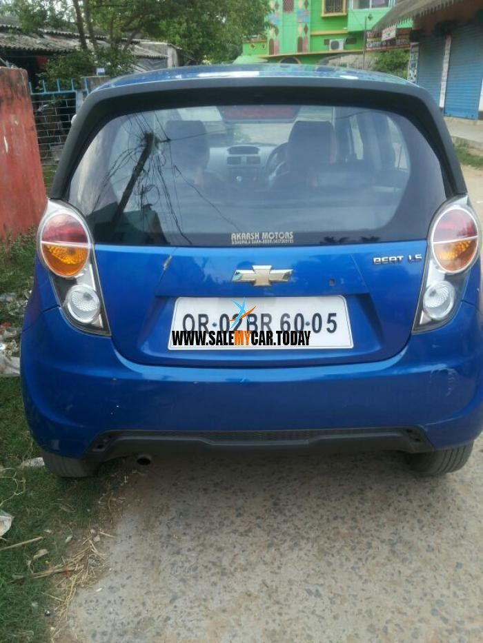 Used Chevrolet Beat For Sale In Cuttack Odisha India At Salemycar