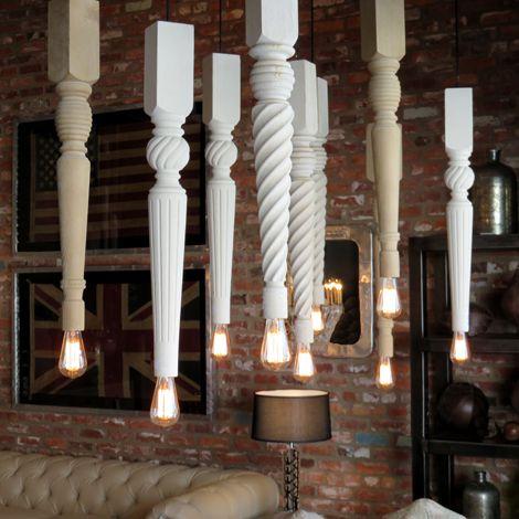 reclaimed industrial lighting. wood table leg pendant vintage industrial lightingindustrial reclaimed lighting s