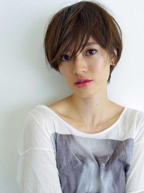 Por Asian Short Hairstyles