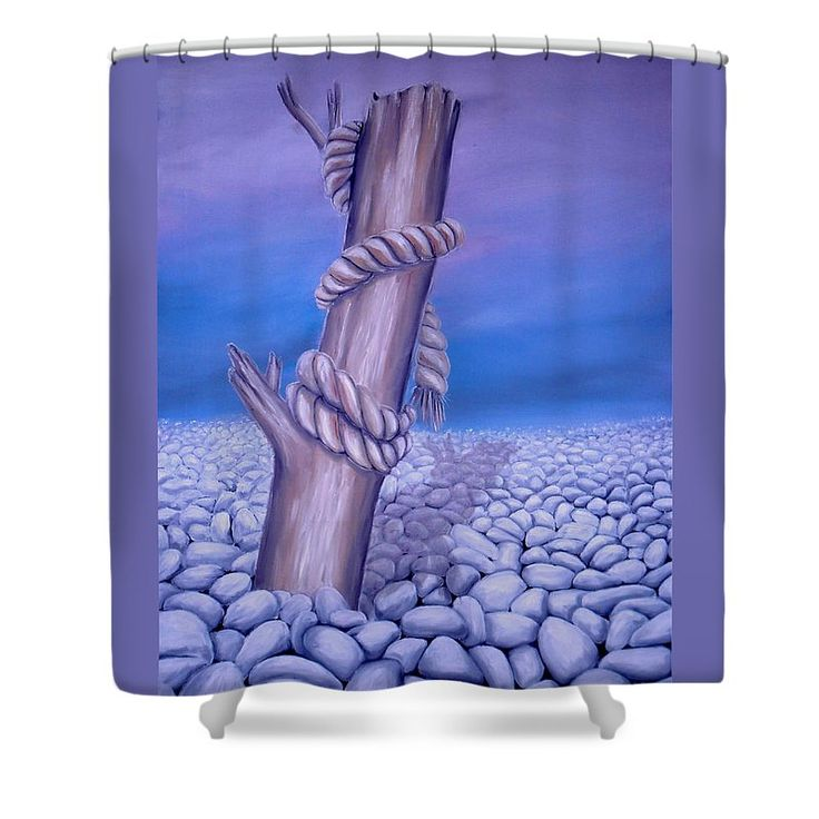Shower Curtain, bathroom,accessories,unique,fancy,cool,trendy,artistic,awesome,beautiful,modern,home,decor,design,for,sale,unusual,items,products,ideas,purple,lavender,tree,natrue,stones,landscape