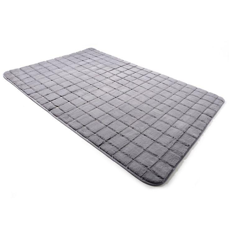 Szary dywan do pokoju 140x200
