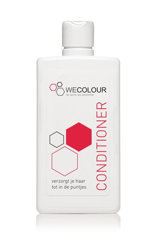 WECOLOUR heeft sinds kort ook zijn eigen conditioner! Deze conditioner houdt geverfd haar langer mooi en biedt een optimale verzorging. Net als de haarverf bevat de conditioner van WECOLOUR geen parabenen, SLS, siliconen en sulfaat. De conditioner kan ook als een verzorgend masker gebruikt worden en kost €16,50. Wil je de haarverzorging compleet maken met een shampoo? Dat kan! Nu samen voor €27,50. #haarverzorging #conditioner #wecolour #zonderparabenen #haarmasker