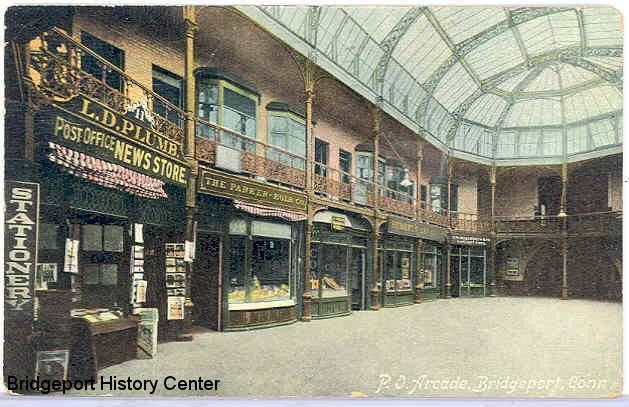 Post Office Arcade Main Street Bridgeport