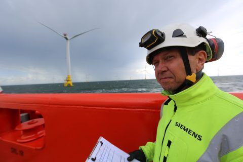 Siemens Gamesa now certified to provide GWO wind safety training