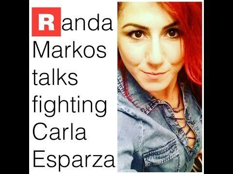 MMA Randa Markos on fighting Carla Esparza (UFC Halifax)