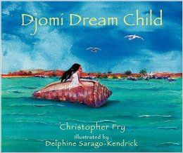 chloe c djomi dream child by Christopher fry a little dream child went into a giant coneshell. she floated down towards the coast of Maningrida. as a wave swept her along she went past the sacred dreaming waterhole called djomi. here in this sacred place was where her destiny was set, and where all of her dreams would come true.