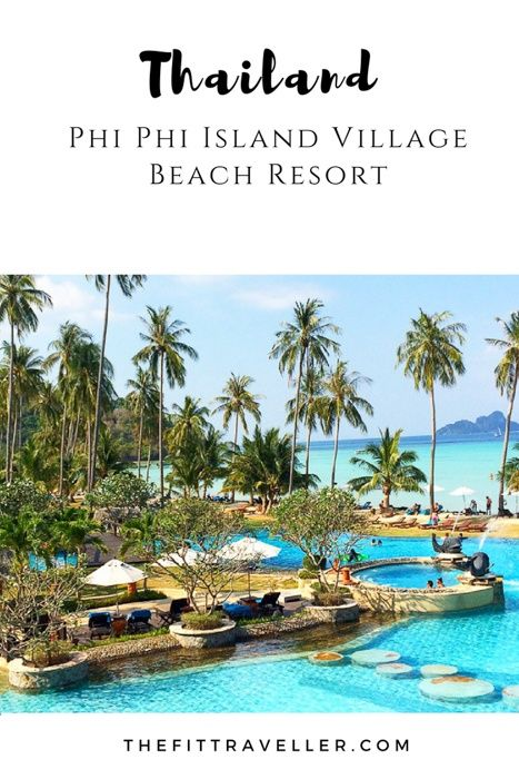 THAILAND: Phi Phi Island Village Beach Resort. A Luxury Hotel for Couples and Families. Phi Phi Island Village Beach Resort is paradise found on Phi Phi Island, Indonesia. A luxury resort, equally suitable for a honeymoon or a family vacation.