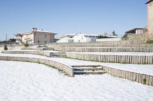 ARCHIPLAN STUDIO // Diego Cisi e Stefano Gorni Silvestrini Architetti — GIARDINO DEI PICCOLI