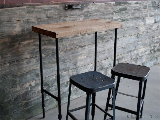 Lovely Small Bar Table and Stools