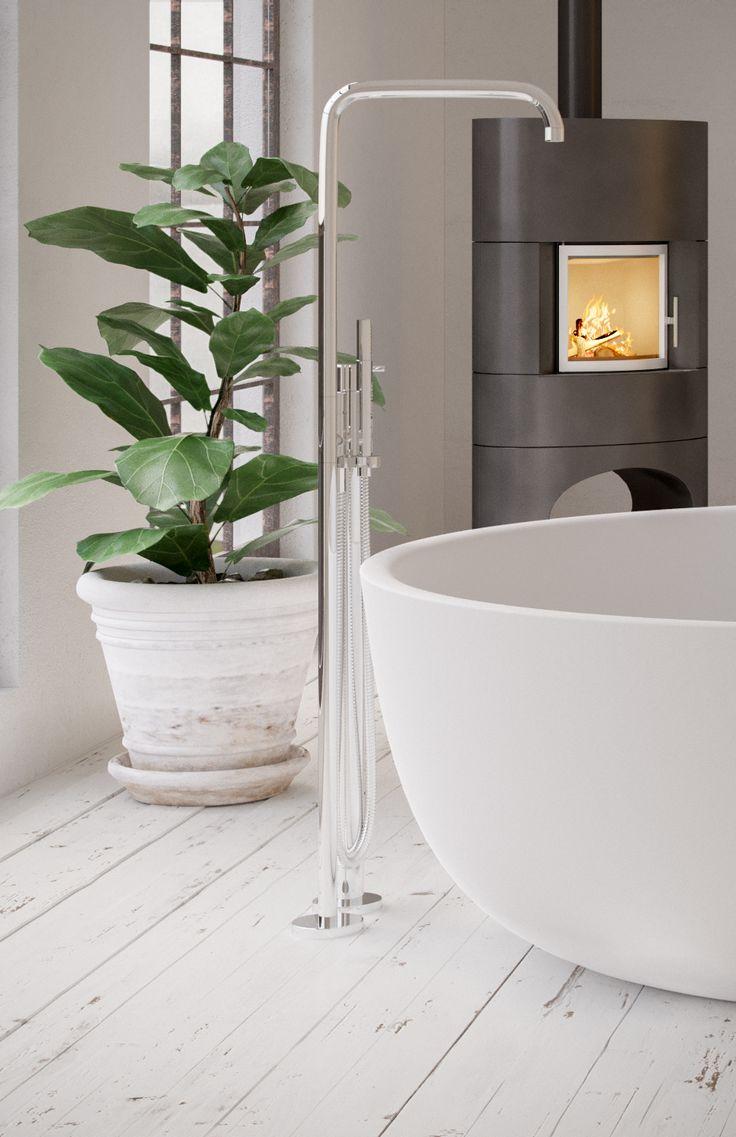 Copenhagen Bath - Tromsø bathtub