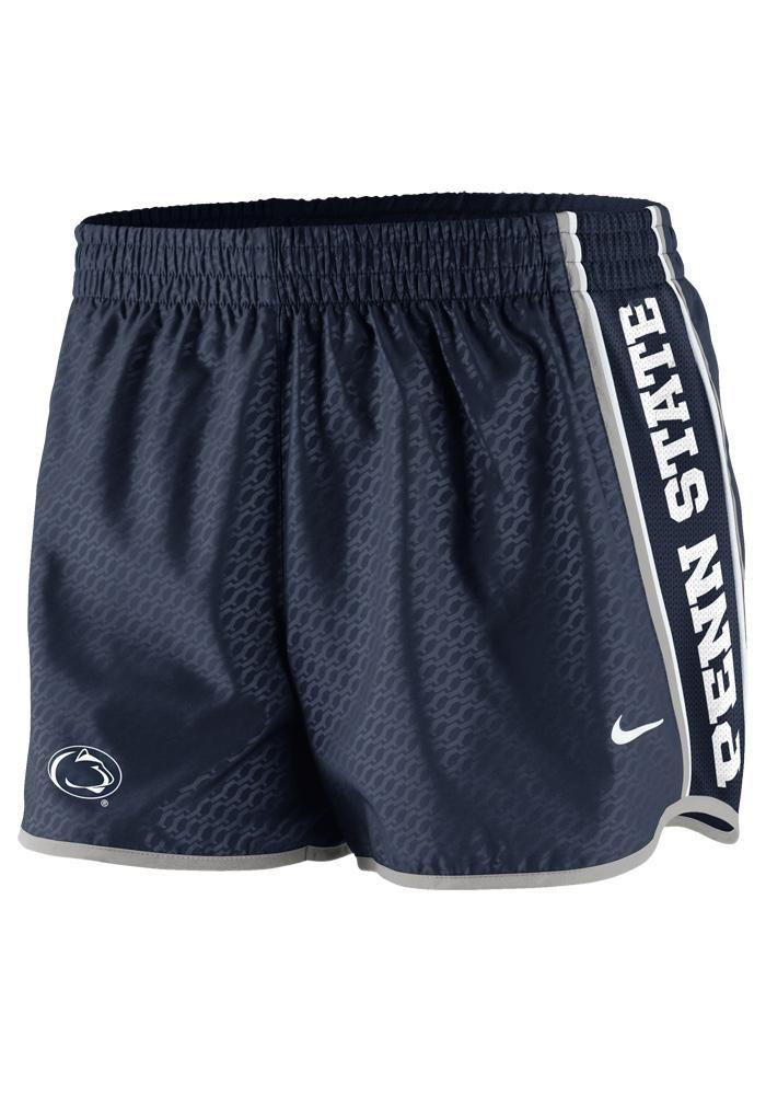 Penn State Nittany Lions Nike Women's Shorts http://www.rallyhouse.com/college/penn-state-nittany-lions/a/womens/b/legwear?utm_source=pinterest&utm_medium=social&utm_campaign=Pinterest-PSUNittanyLions $34.00
