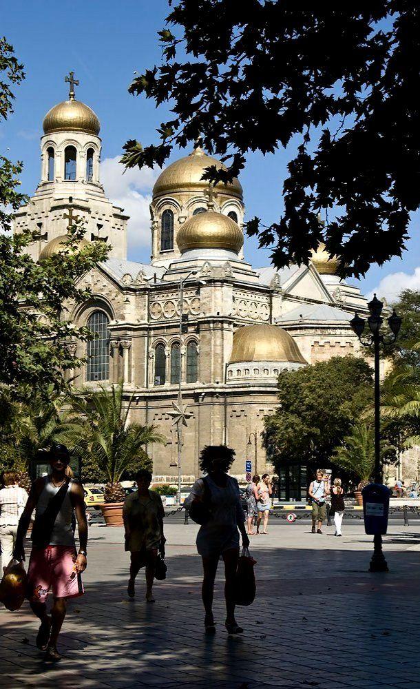 Varna town center, Bulgaria | by Barbara Winzer