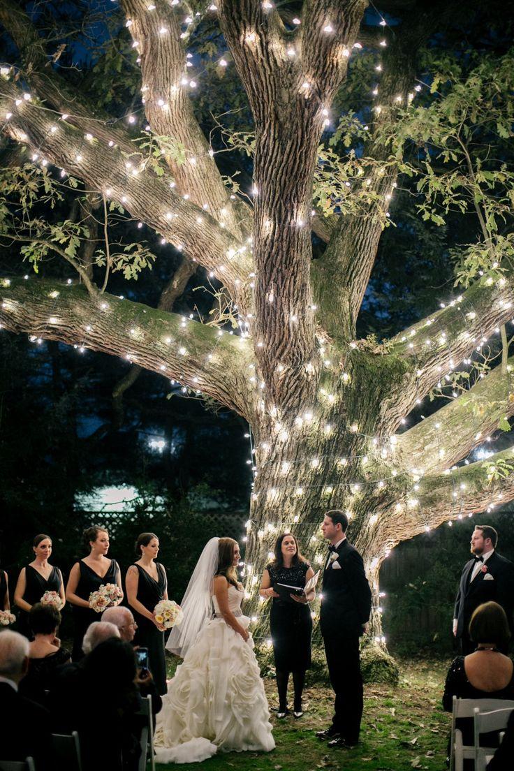 Luzinhas no seu Casamento | Mariée: Inspiração para Noivas e Casamentos