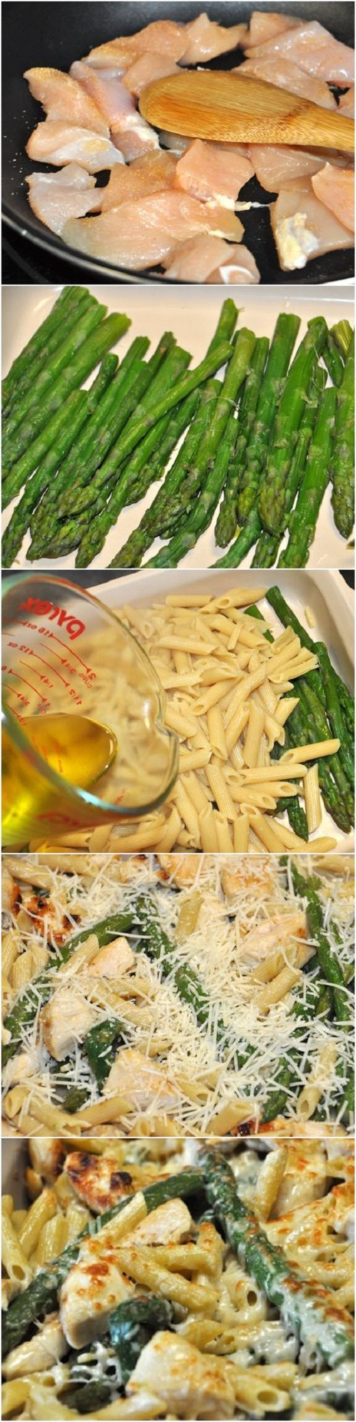 where can i buy fitflops in cape town Penne with Chicken and Asparagus Recipe