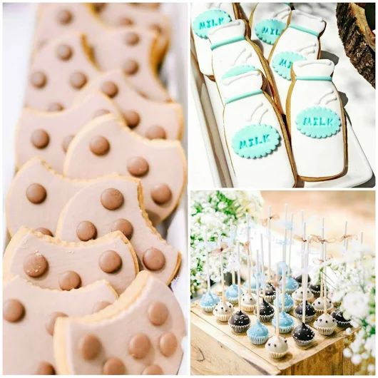 Milkaholic candy bar για μια βάπτιση με την επιμέλεια της afcreations @ instagram.com/afcreations_greece !!!