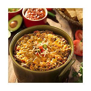 Mexican Casserole from Ginny's ~ www.ginnys.com   WINTER WEATHER FOODS ...