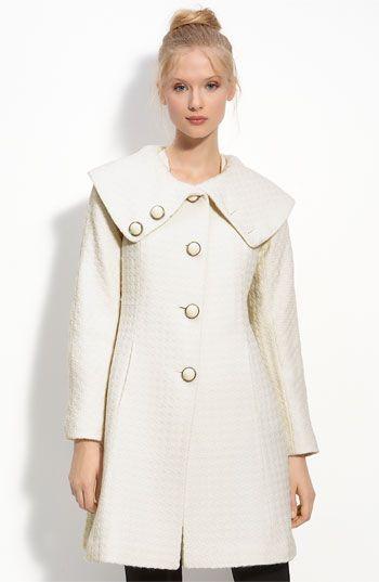 Love cream coats
